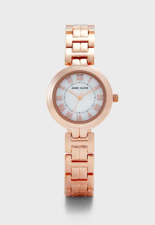 AK3066MPRG Analog Watch
