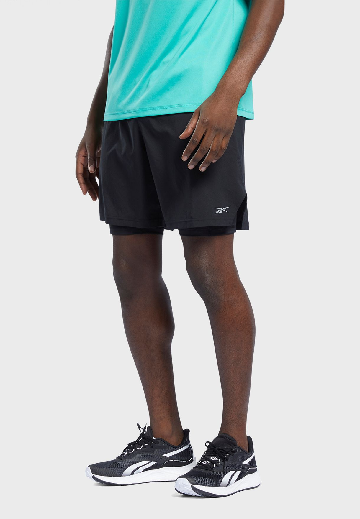 Reversible 2In1 Shorts