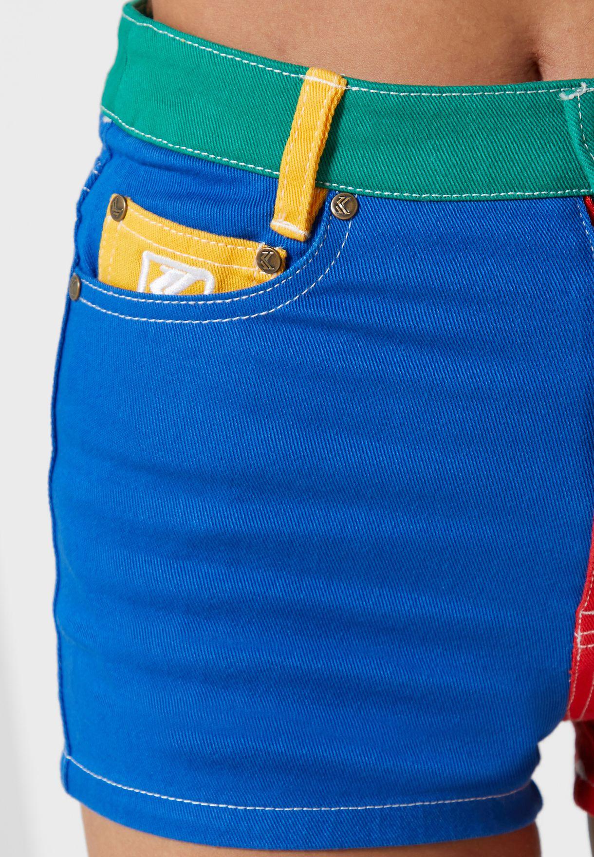 OG Color Block Shorts
