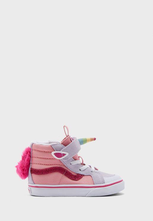 حذاء بشريط فيلكرو للبيبي