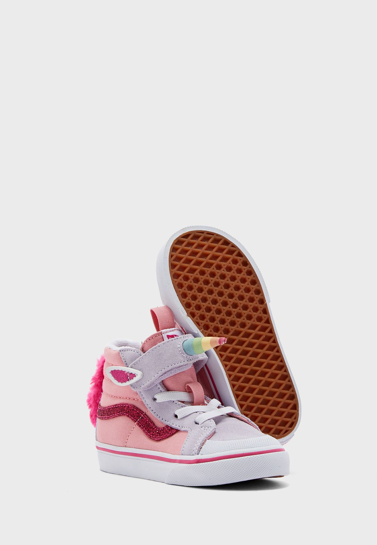 Buy Vans multicolor Infant Unicorn SK8