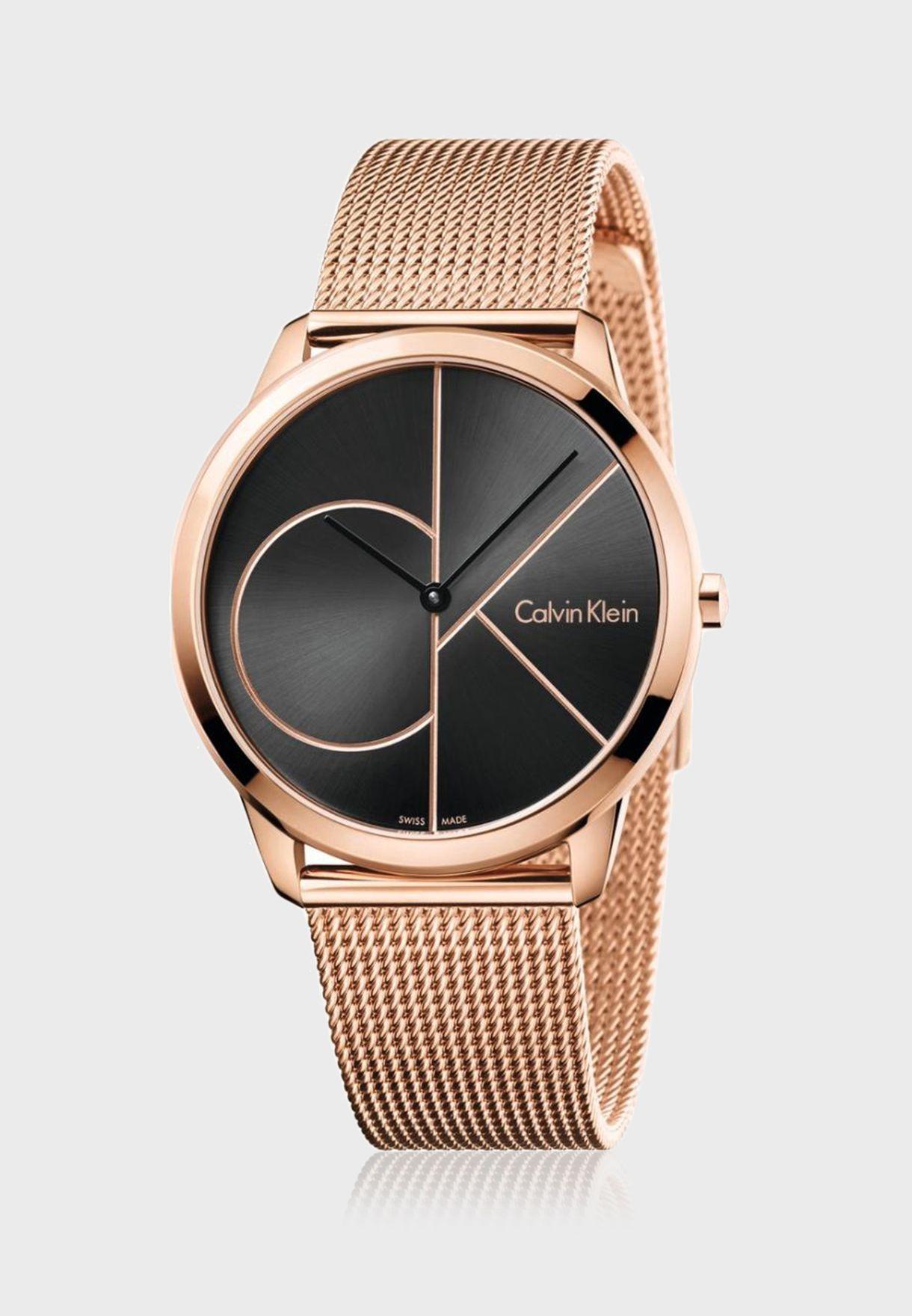 K3M216-21 Minimal Watch