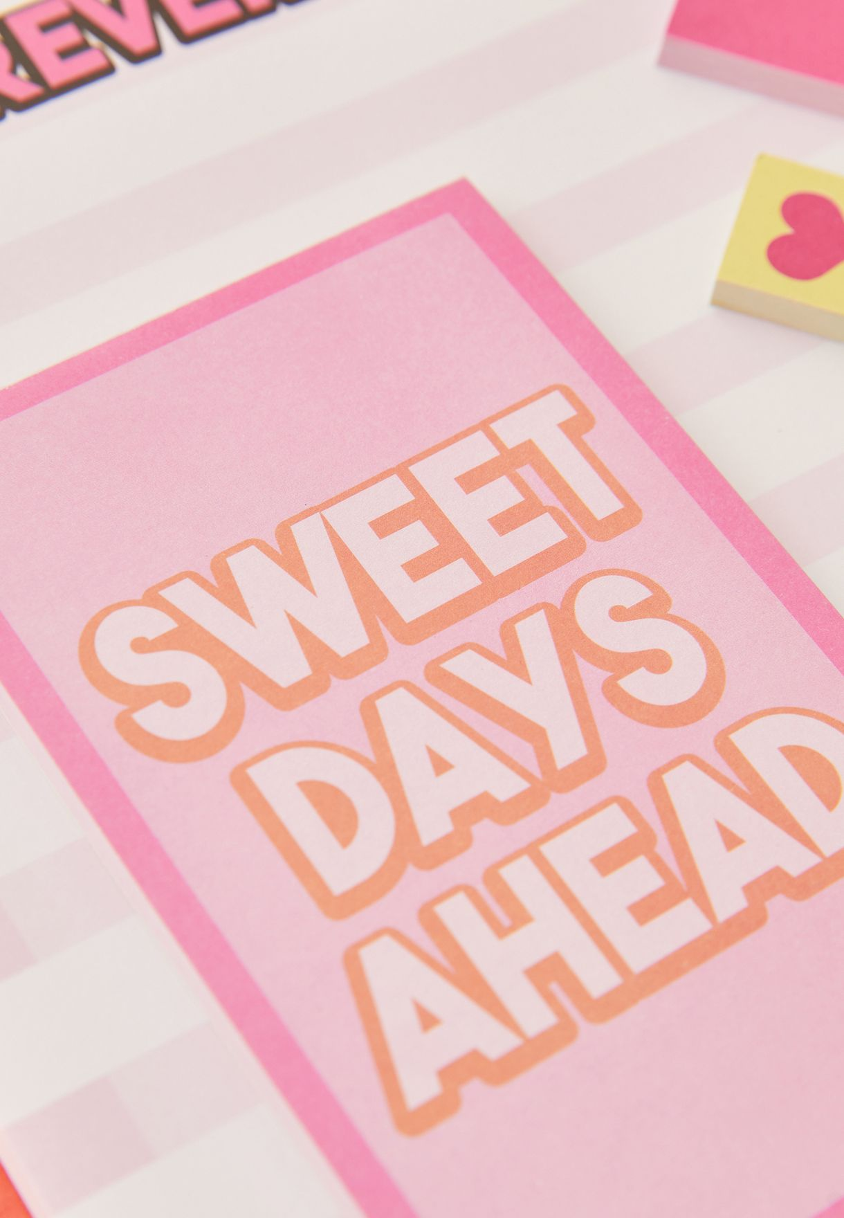 Forever Busy Stationery Set