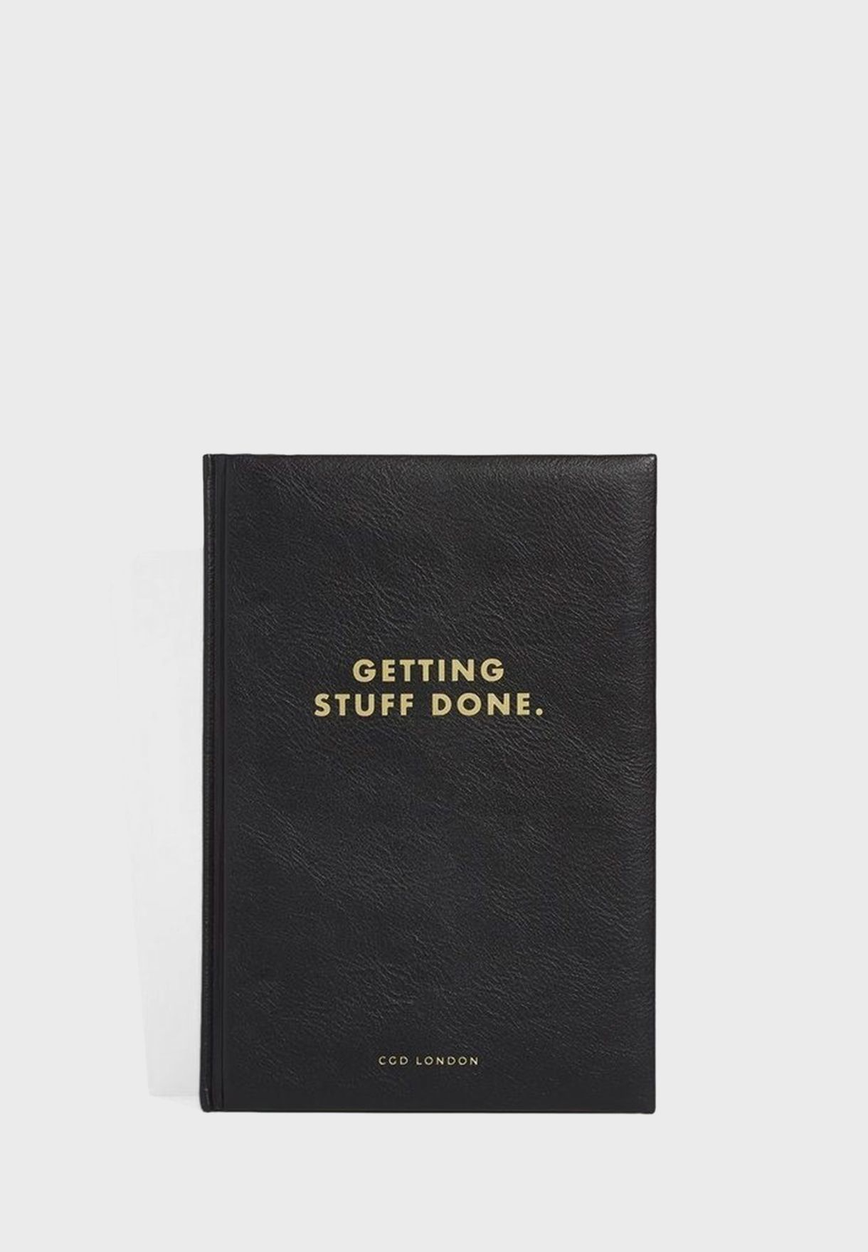 Getting Stuff Done Notebook
