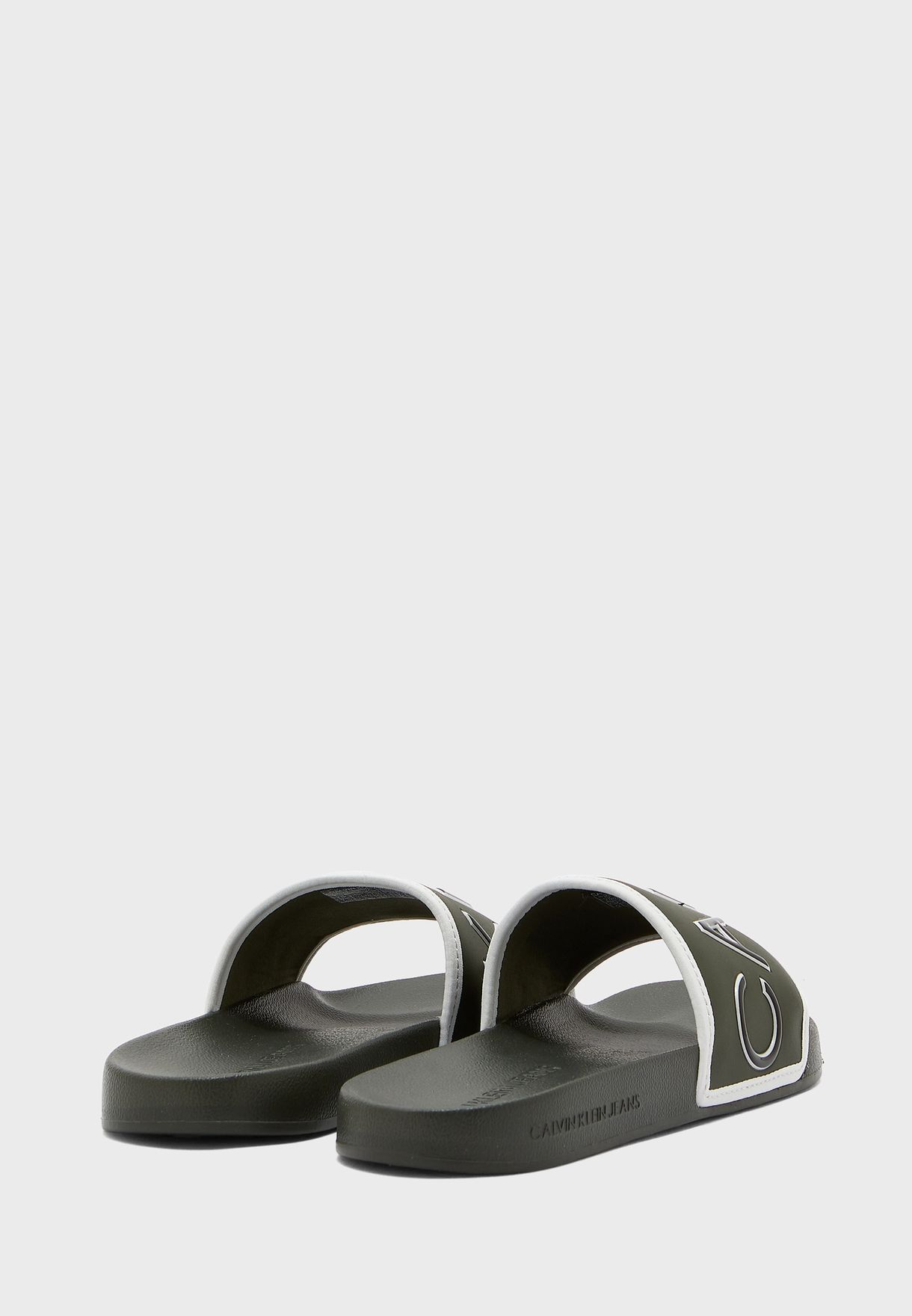 Slide Padded Flip Flops