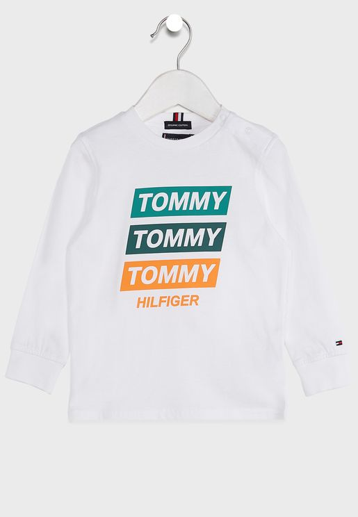 Kids Fun Artwork T-Shirt