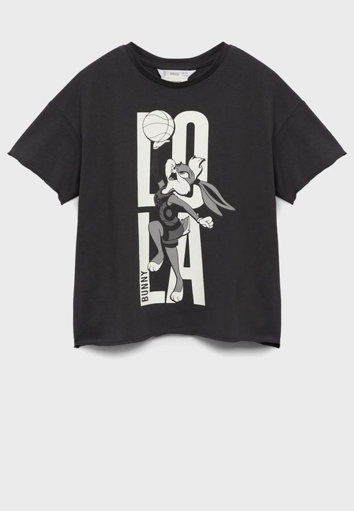 Kids Lola Bunny T-Shirt
