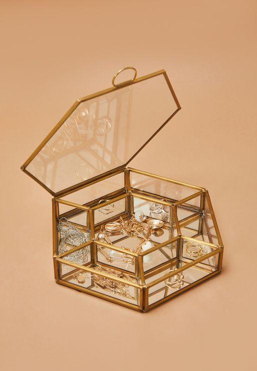 Wallace Octagon Display Box