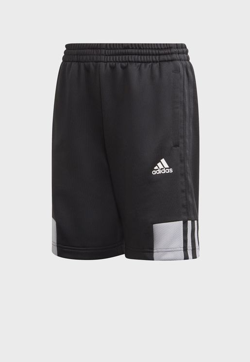 Youth Aero Ready 3 Stripe Shorts