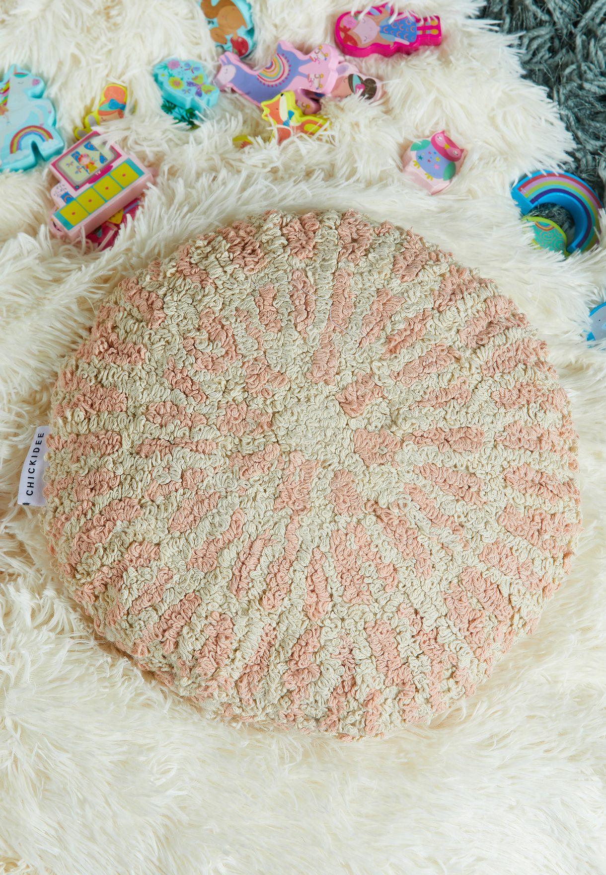 Tierra Round Cushion
