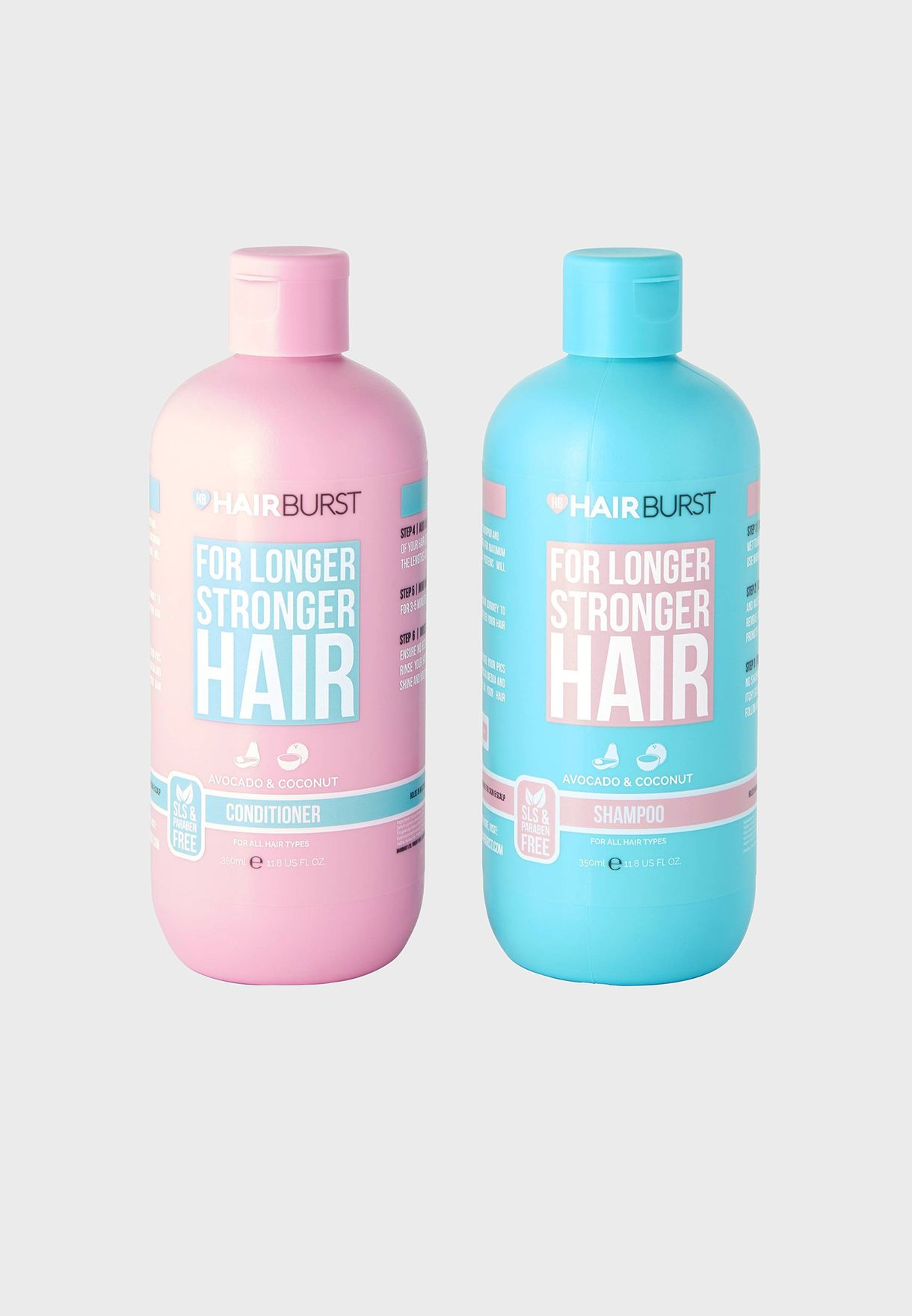 Shampoo & Conditioner duo pack