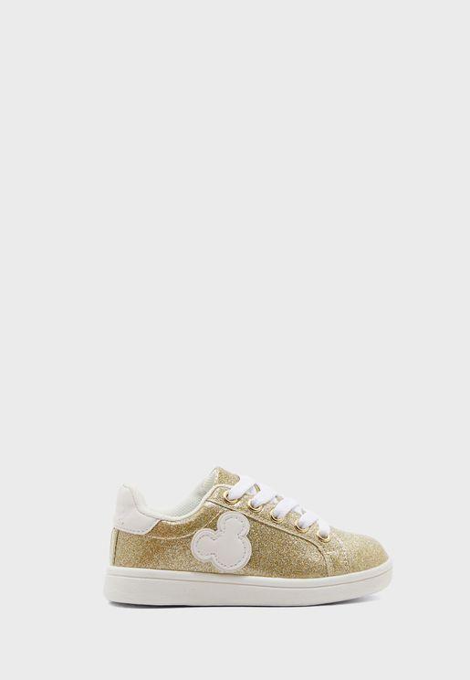 Kids Mickey Sneaker
