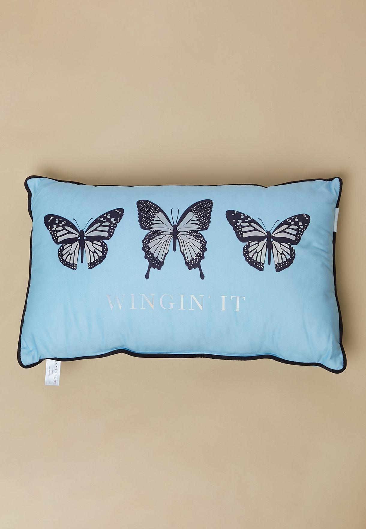Prefilled Polyester Cushion 30cmx50cm