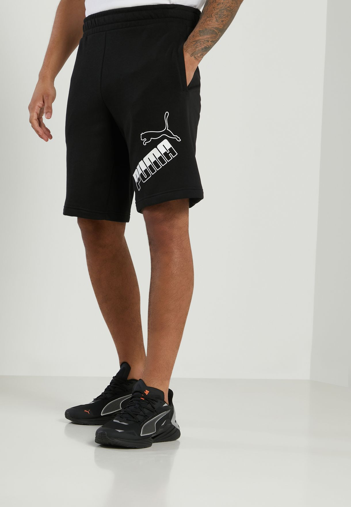 BIG LOGO men shorts