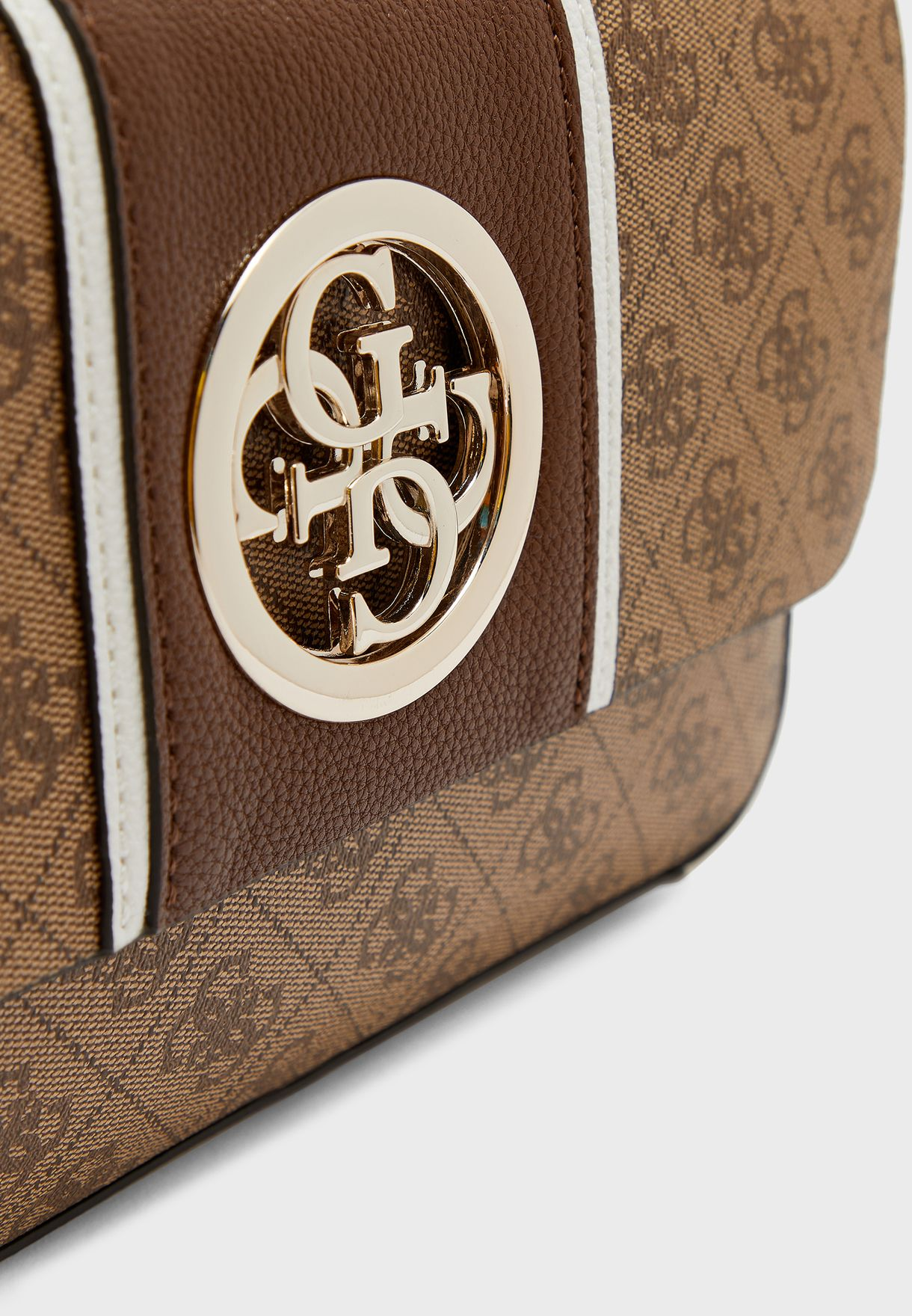 Open Road Chain Detail Crossbody