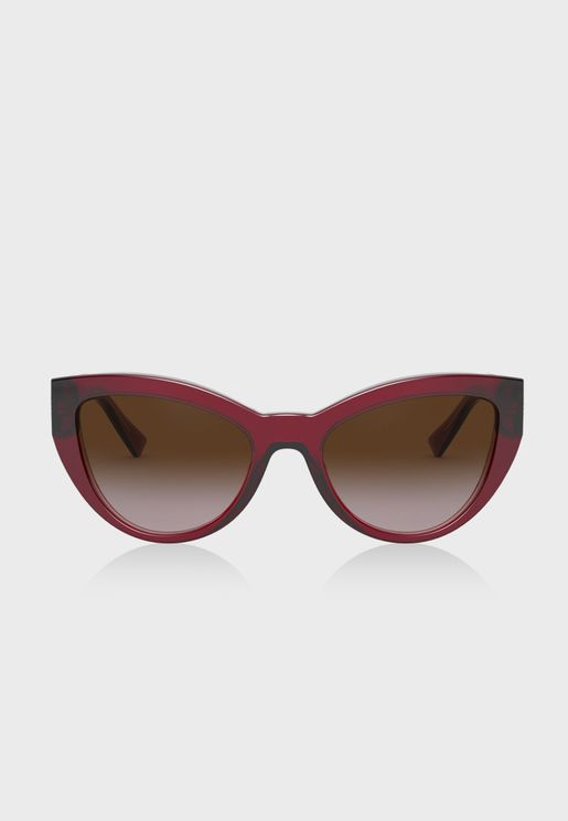 0VE4381B Cat Eye Sunglasses