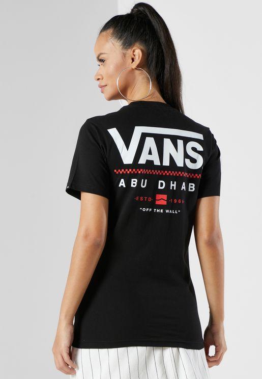 Abu Dhabi City T-Shirt