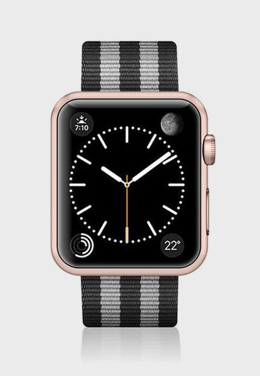حزام ساعة ابل