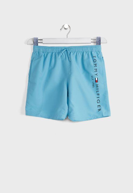 Teens Medium Drawstring Shorts