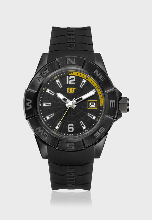 North Analog Watch