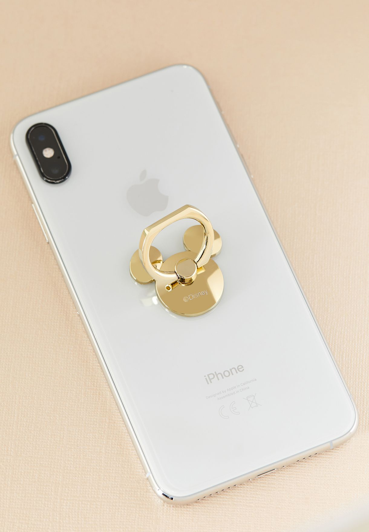 Mickey Head Phone Ring