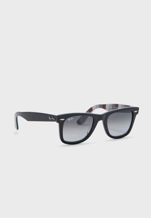 0RB2140 Wayfarer Sunglasses