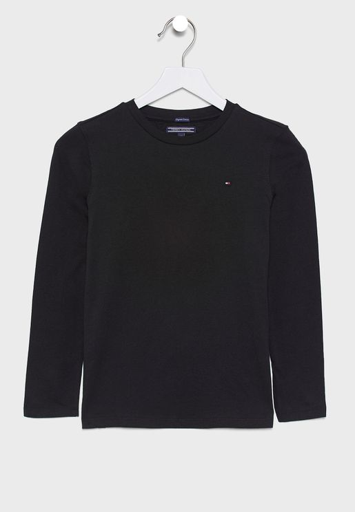 Teen Crew Neck T-Shirt