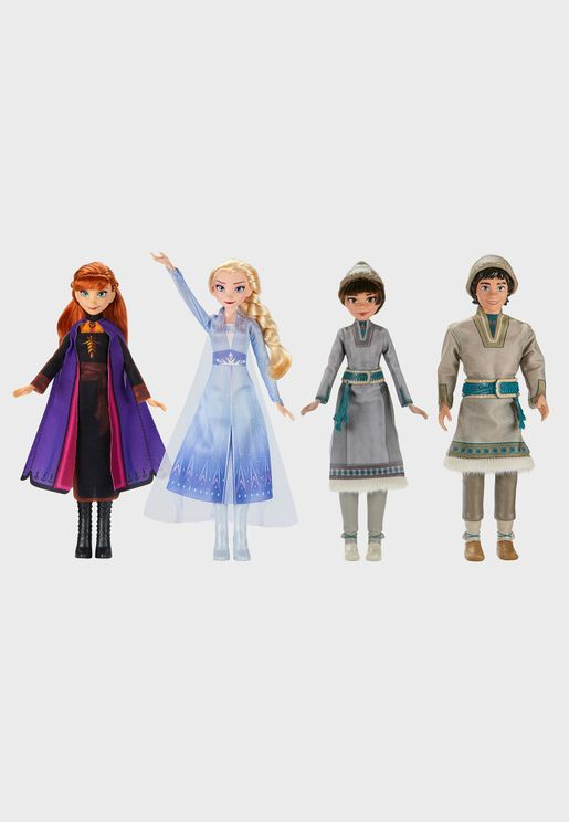 Disney Frozen Forest Expedition Figure Toy