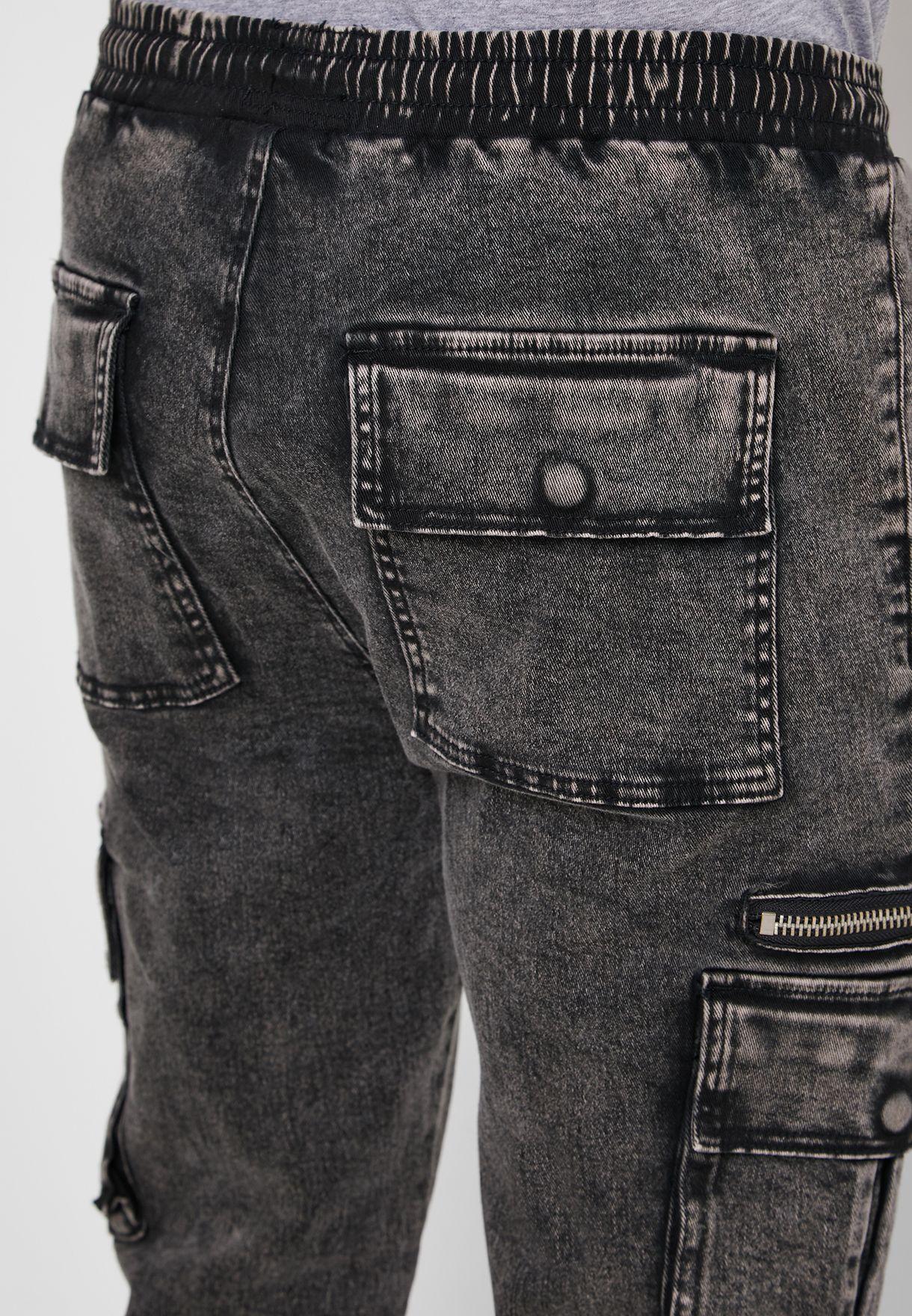 Prime Denim Pants
