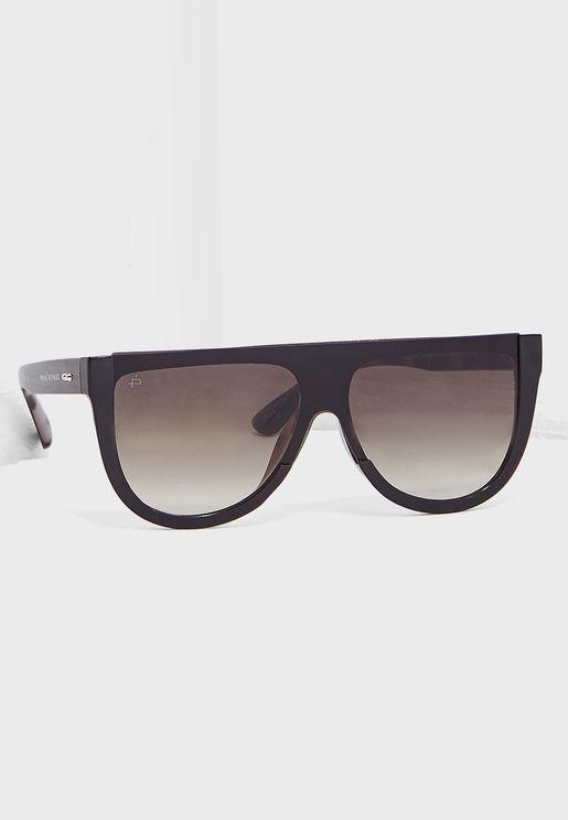 The Coco Purple Tortoise Sunglasses