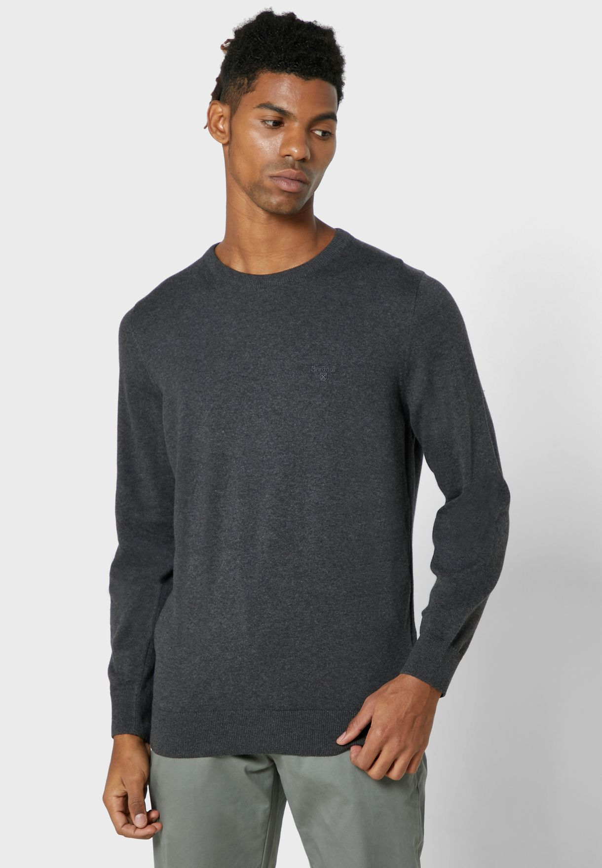 Pima Sweater