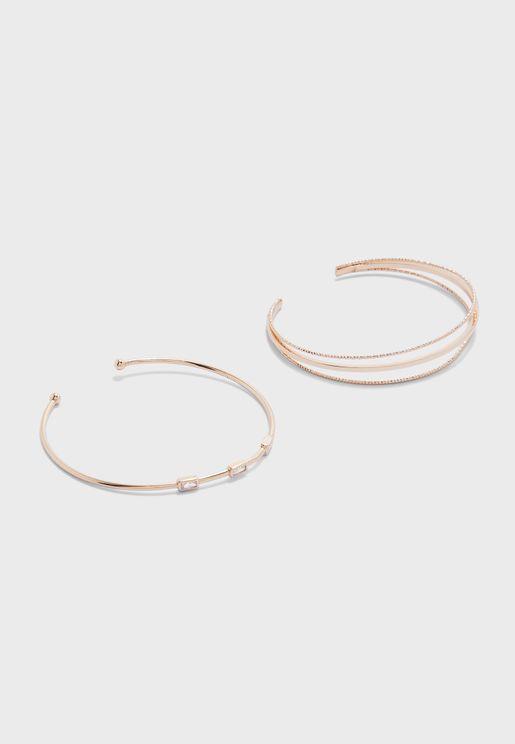 Multipack Abelle Bracelets