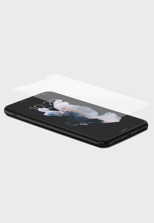 Moshi iPhone 11 Pro / XS/X Airfoil Glass - Clear