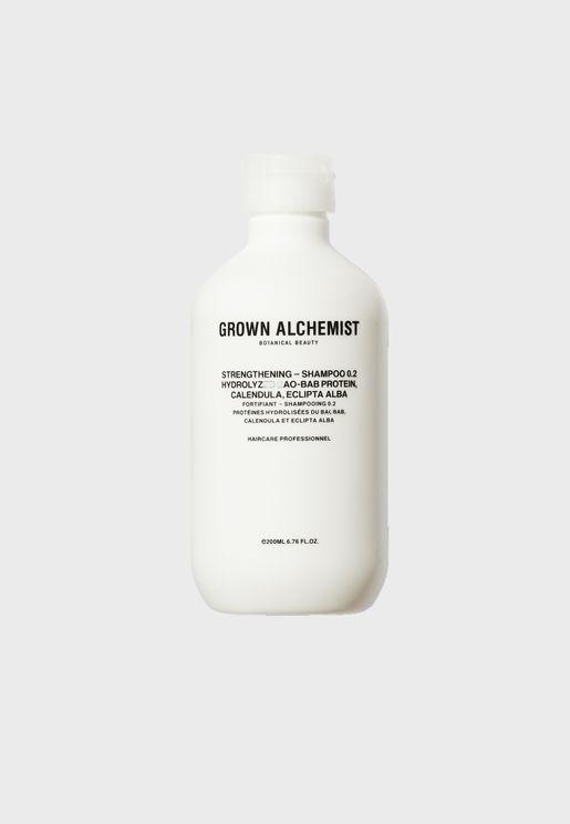 Strengthening Shampoo - 500 Ml