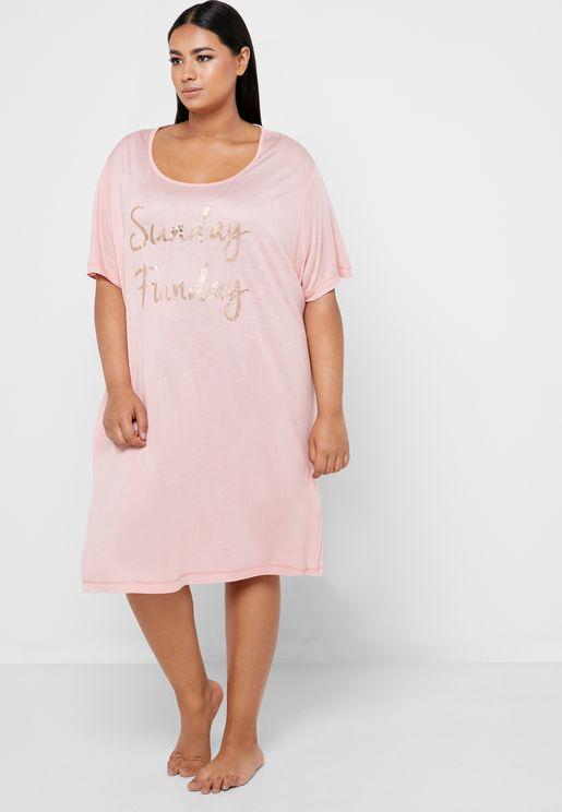 b42110c636f Plus Size Nightwear for Women