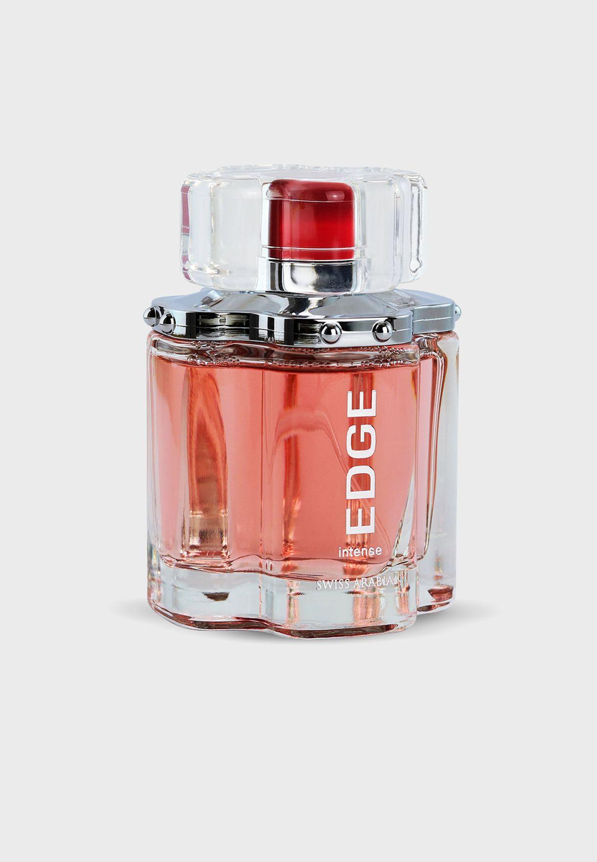 Edge Intense Eau de Parfum 100ml