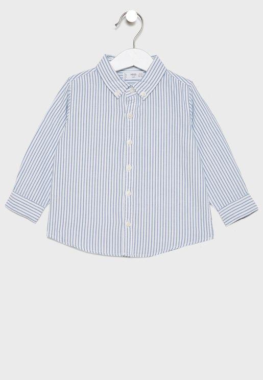 قميص قطني