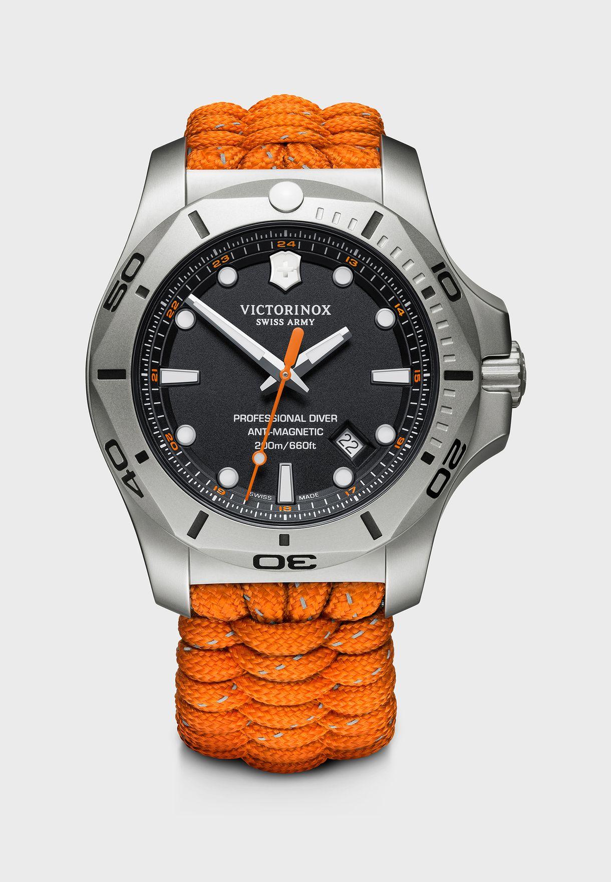 Time Teller Analog Watch