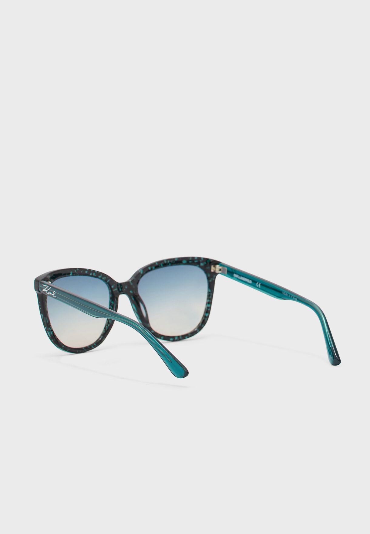 Kl968S Cat Eye Sunglasses