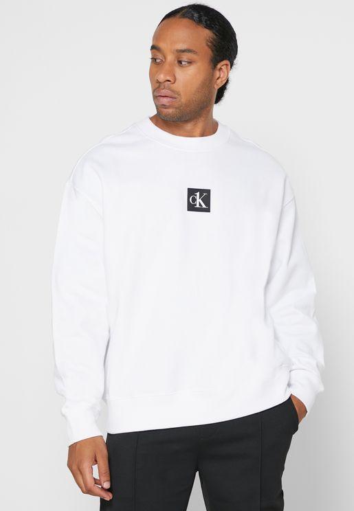 Back Graphic Sweatshirt
