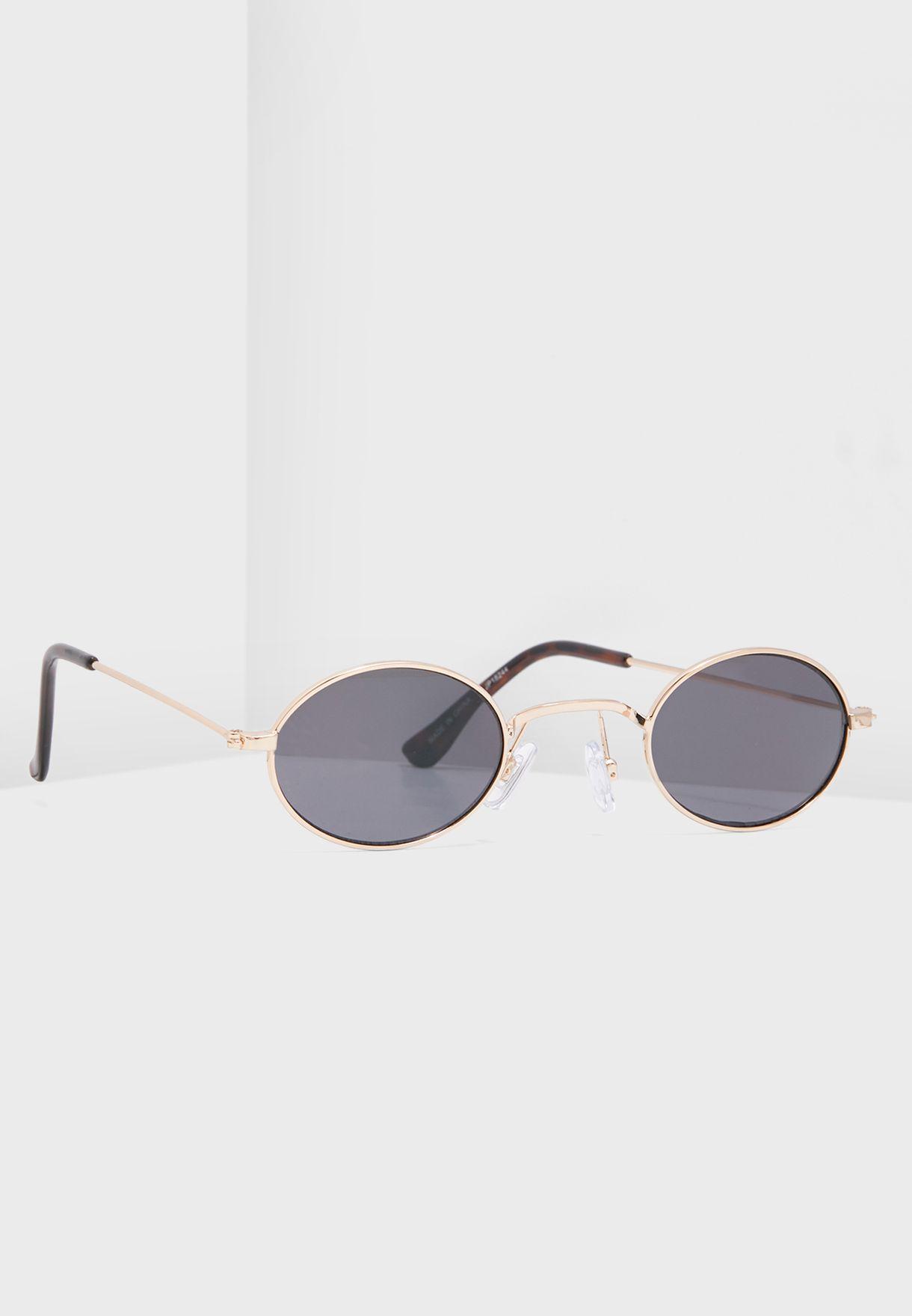 نظارة شمسية دائرية للاطفال