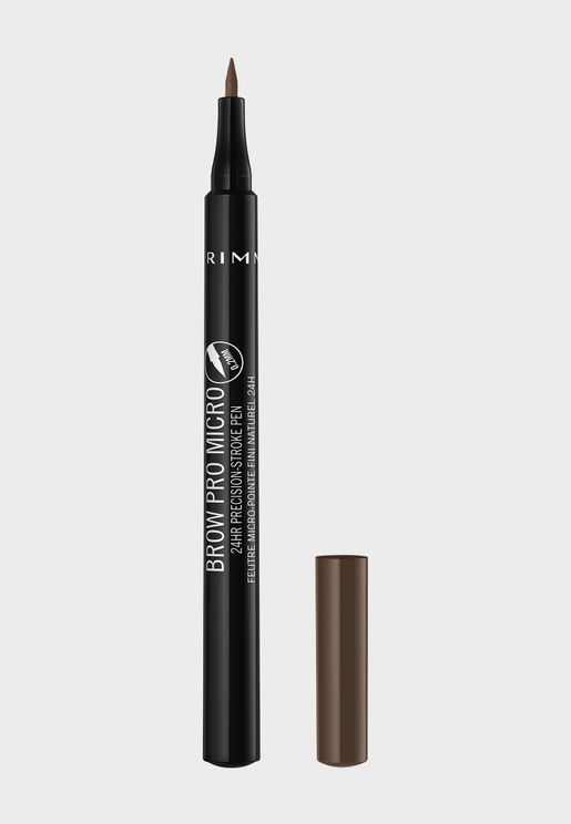 24hr Brow Pro Micro Brow Pen 003 Soft Brown