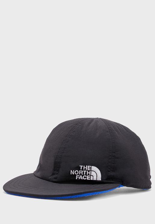 Reversible Fleece Norm Cap