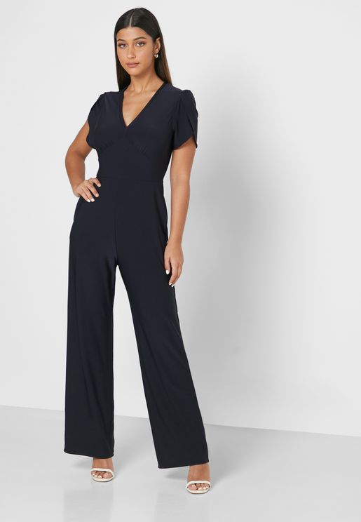 Charlyy Wide Leg Jumpsuit