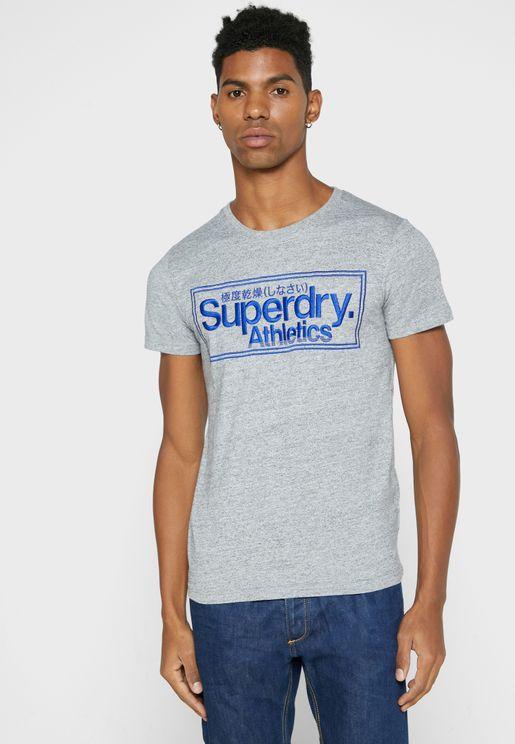 Athletics Crew Neck T-Shirt