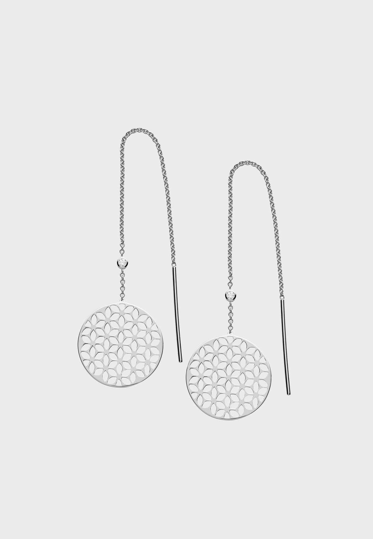 Iconic Coin Drop Earrings