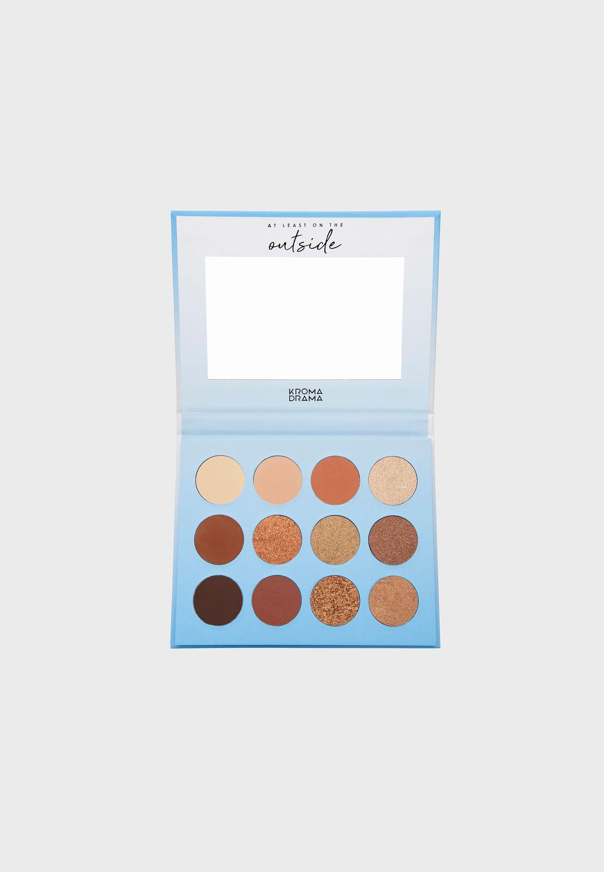Eyeshadow Palette - Golden Babe