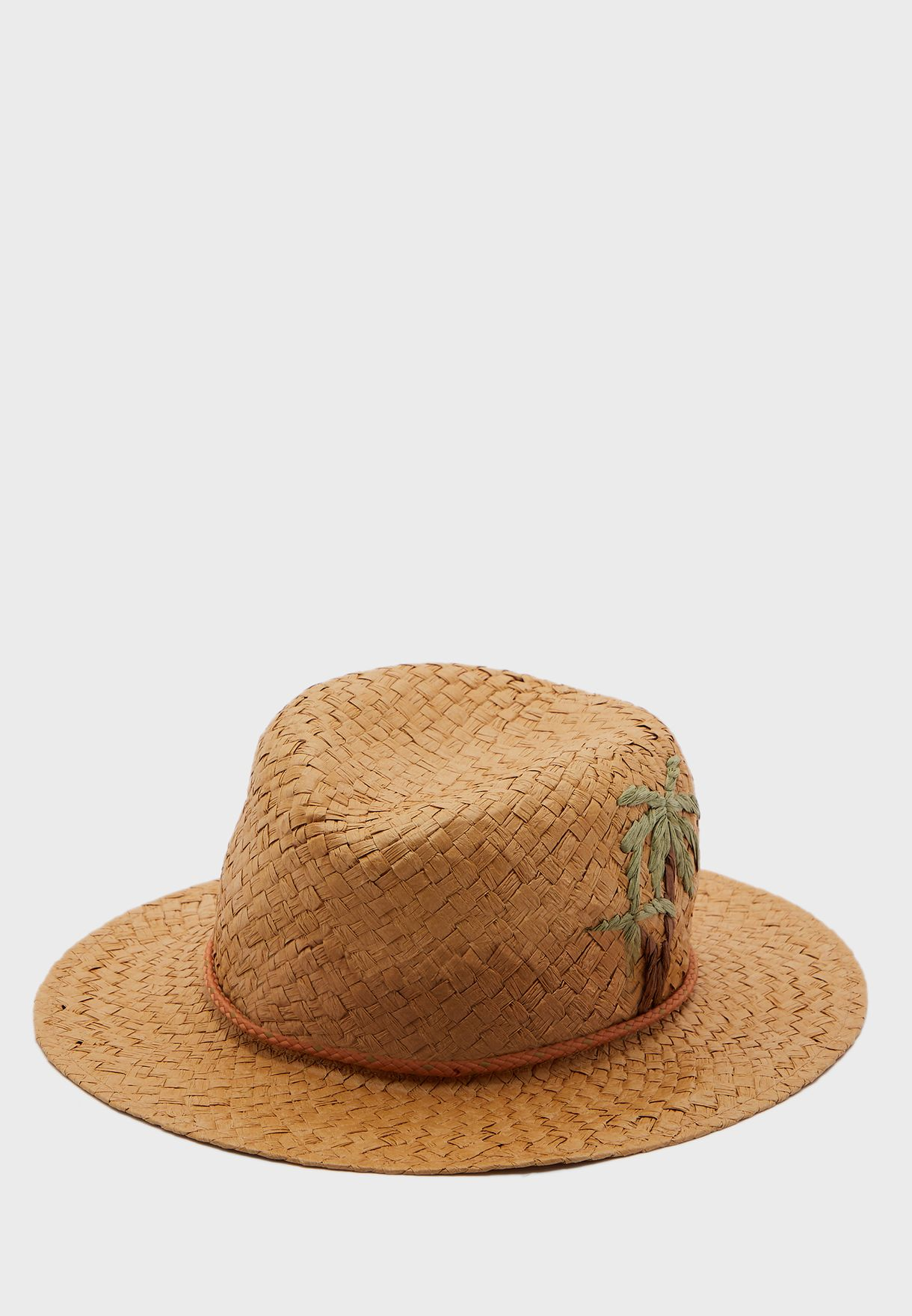 Nana Straw Floppy Hat