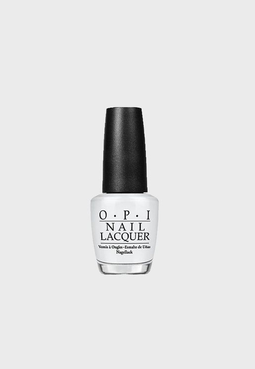 Nail Laquer - I Cannoli Wear Opi Nlv32