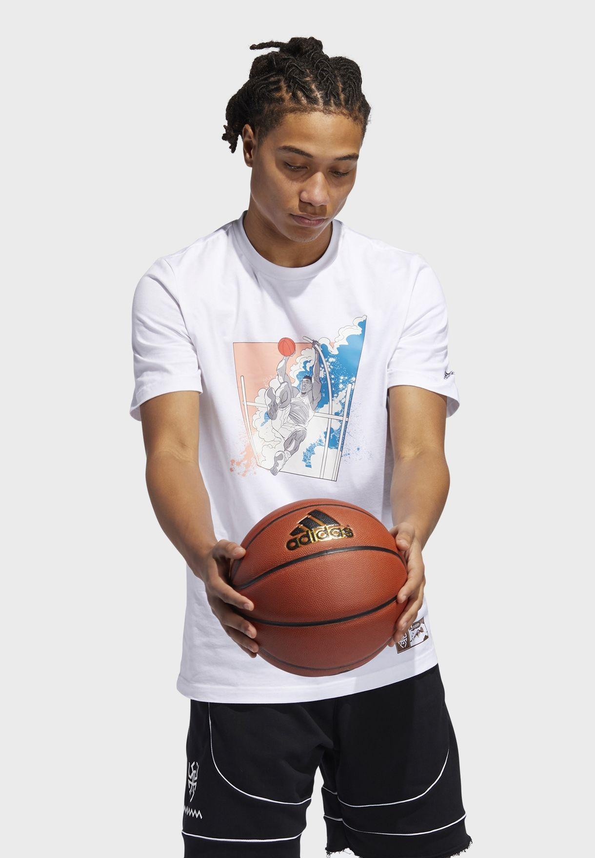 Donovan Mitchell T-Shirt